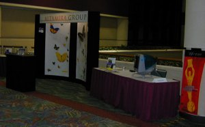 Altamira Tradeshow Booth 1 of 2