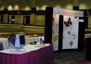 Altamira Tradeshow Booth 2 of 2