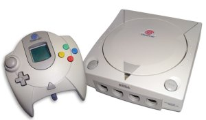 Sega Dreamcast (Hitachi SH4-based)